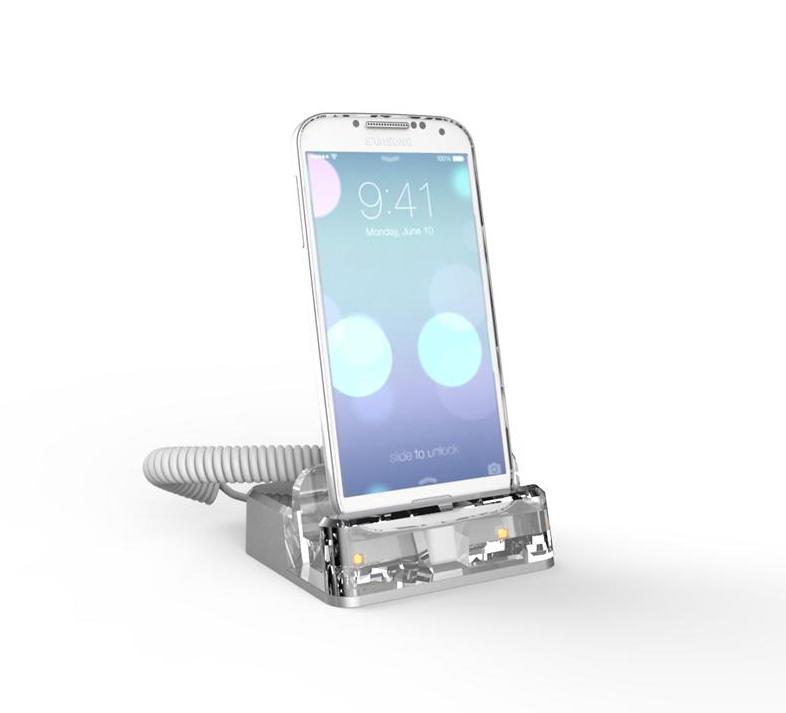 Акриловая подставка для мобильного телефона