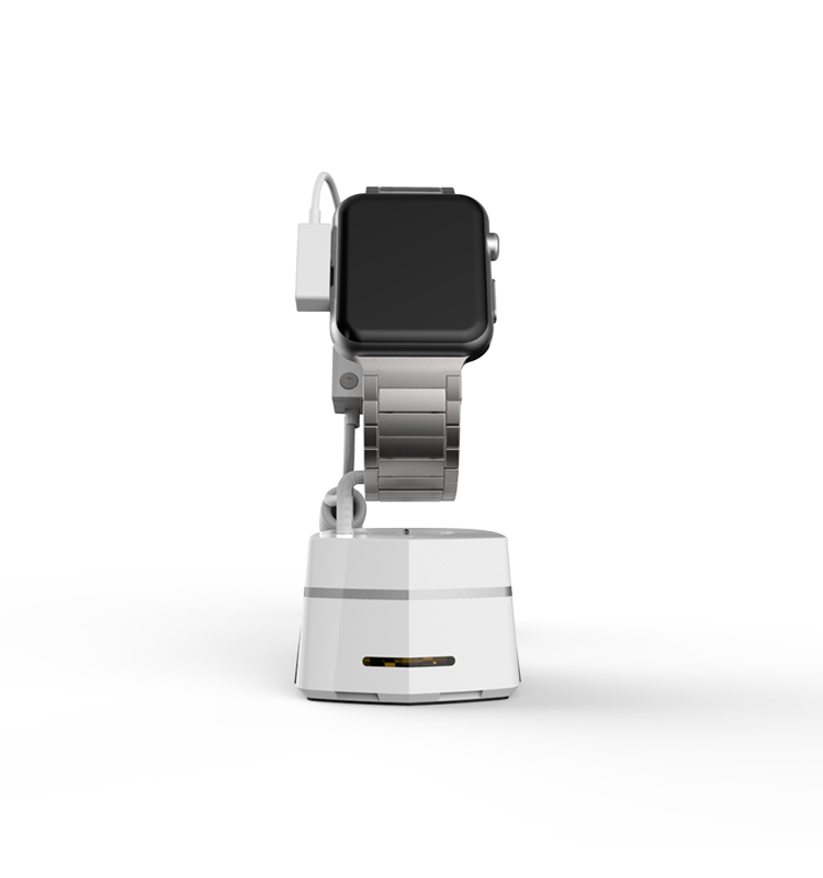 Автономные часы Дисплей Стенд Безопасности