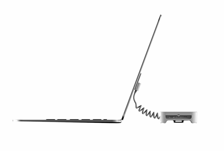 Устройство отображения безопасности ноутбука
